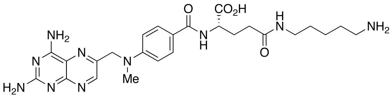 N-(5-Aminopentyl) Methotrexate Amide