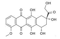 Doxorubicinol (free base)