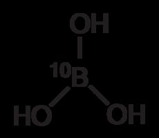 Boric Acid-<sup>10</sup>B