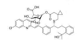 Montelukast acyl-β-D-glucuronide