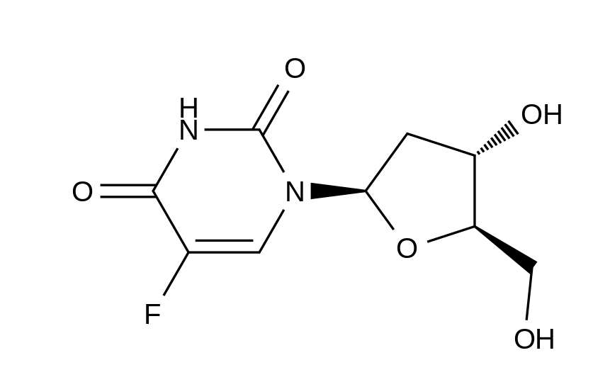 2'-Deoxy-5-fluorouridine