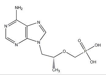 (1R)-9-(2-Phosphonylmethoxypropyl)-adenine