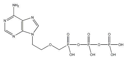 Adefovir diphosphate