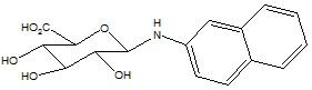 2-Naphtylamine N-Glucuronide