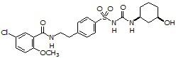 cis-3-Hydroxyglyburide