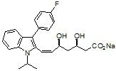 cis-Fluvastatin sodium Salt