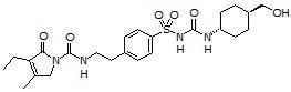 Cyclohexyl-hydroxymethyl Glimepiride