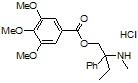 N-DesMethyl Trimebutine HCl