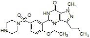 N-Desmethyl-Sildenafil