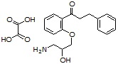 N-Despropylpropafenone oxalate