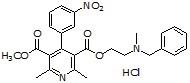Nicardipine pyridine metabolite HCl