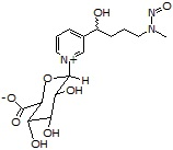 NNAL-N-β-glucuronide