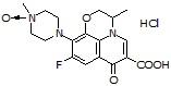 Ofloxacin-N-oxide HCl