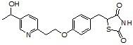 Pioglitazone metabolite M-IV