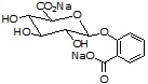 Salicylic acid glucuronide disodium