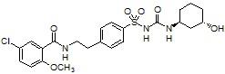 Trans-3-hydroxy-Gylburide