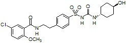 Trans-4-Hydroxy Glyburide