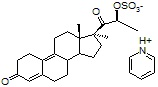 Trimegestone Sulfate Pyridinium Salt