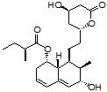 3α-Hydroxypravastatin lactone