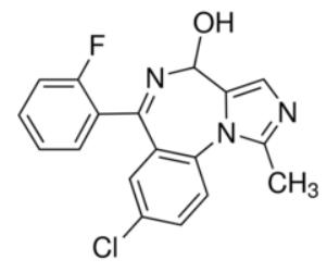 4-Hydroxy midazolam