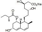 6-epi-Pravastatin sodium