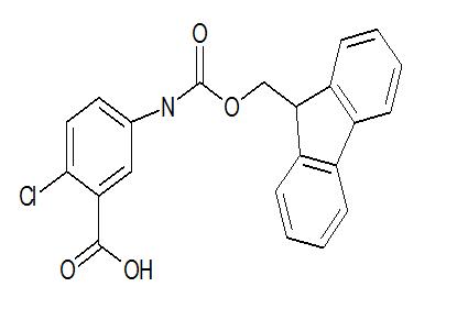 N-Fmoc-5-amino-2-chlorobenzoic acid