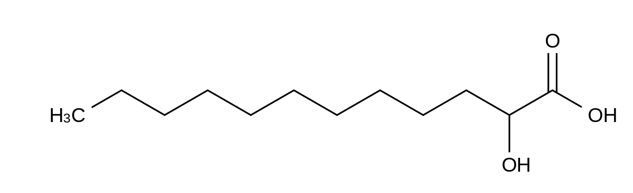 2-Hydroxydodecanoic acid