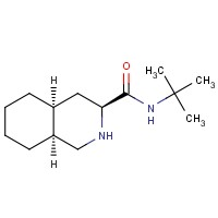 (3S,4aS,8aS)-N-(tert-Butyl)decahydroisoquinoline-3-carboxamide