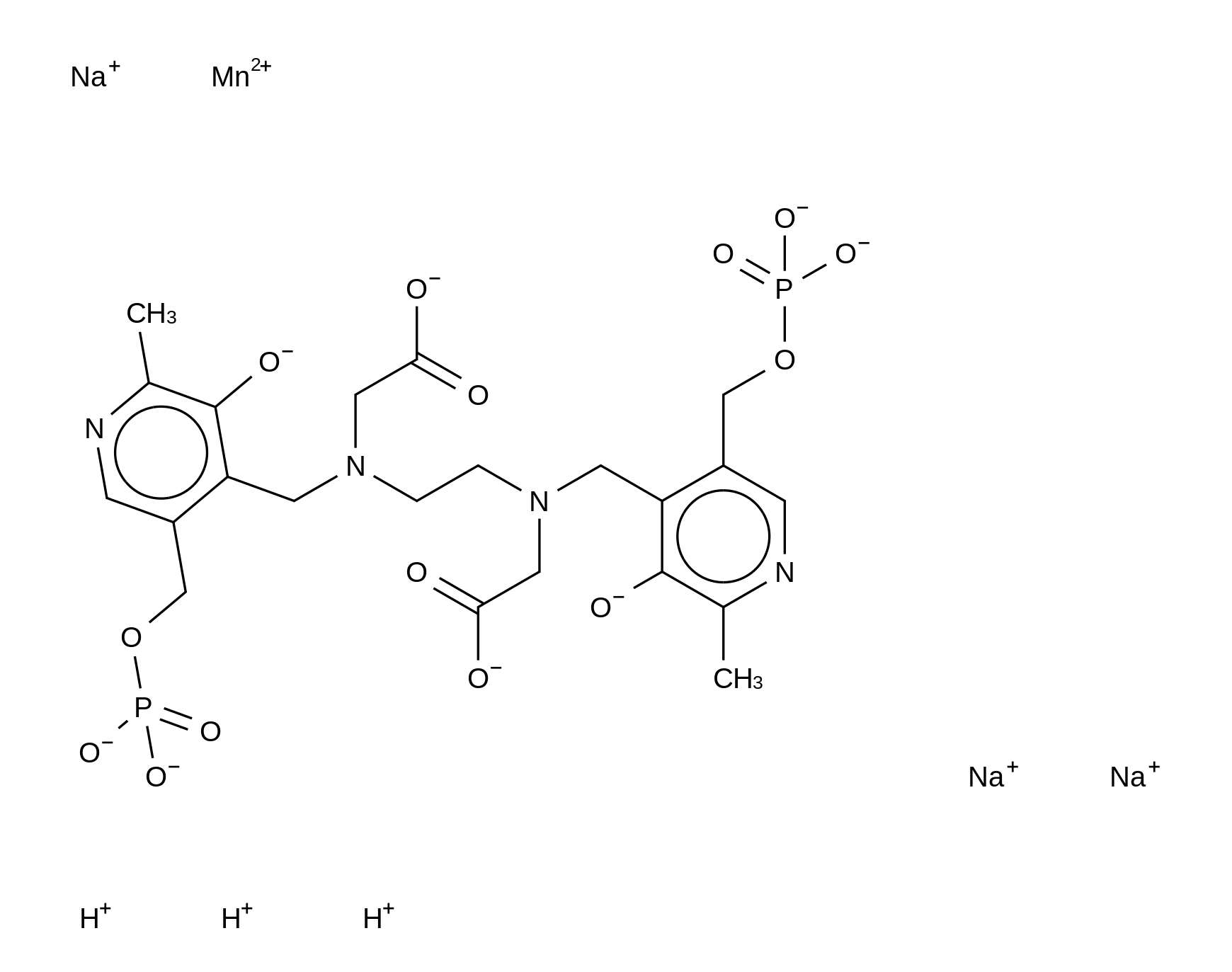 Mangafodipir Trisodium
