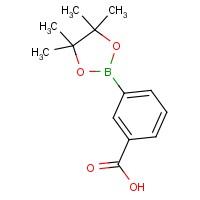 3-(4,4,5,5-Tetramethyl-1,3,2-dioxaborolan-2-yl)benzoic acid