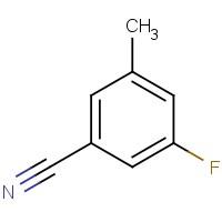 3-Fluoro-5-methylbenzonitrile