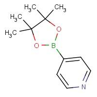 4-(4,4,5,5-Tetramethyl-1,3,2-dioxaborolan-2-yl)pyridine