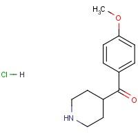 4-(4-Methoxybenzoyl)piperidineHCl