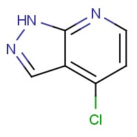 4-Chloro-1H-pyrazolo[3,4-β]pyridine