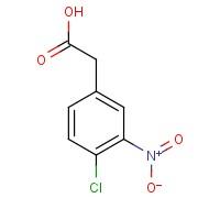 4-Chloro-3-nitrophenylacetic acid