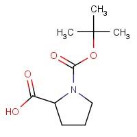 1-(tert-Butoxycarbonyl)pyrrolidine-2-carboxylic acid