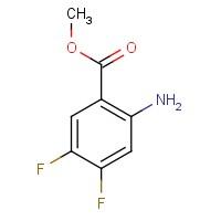 Methyl 2-amino-4,5-difluorobenzoate
