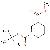 Methyl N-Boc-piperidine-3-carboxylate