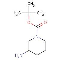 tert-Butyl 3-aminopiperidine-1-carboxylate
