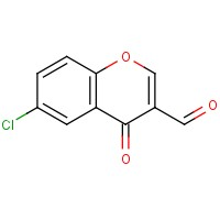 6-Chloro-4-oxo-4H-chromene-3-carbaldehyde