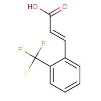 2-(Trifluoromethyl)cinnamic acid