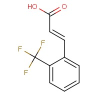 2-(Trifluoromethyl)cinnamic acid