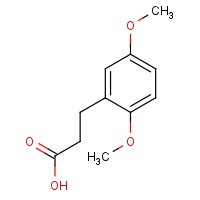 3-(2,5-Dimethoxyphenyl)propanoic acid