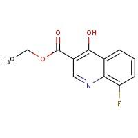 Ethyl 8-fluoro-4-hydroxyquinoline-3-carboxylate
