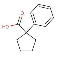 1-Phenylcyclopentanecarboxylic acid