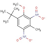 1-(tert-Butyl)-2-methoxy-4-methyl-3,5-dinitrobenzene