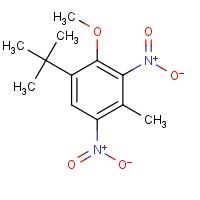 1-(tert-Butyl)-2-methoxy-4-methyl-3,5-dinitrobenzene