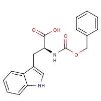 (S)-2-(((Benzyloxy)carbonyl)amino)-3-(1H-indol-3-yl)propanoic acid