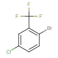 1-Bromo-4-chloro-2-(trifluoromethyl)benzene