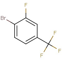 1-Bromo-2-fluoro-4-(trifluoromethyl)benzene